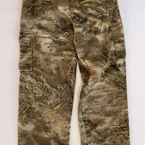 Realtree Bottoms - Realtree Boy's Sz 18 2XL XXL Camo Hunting Pants
